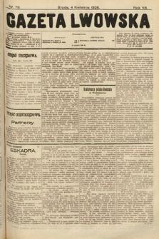 Gazeta Lwowska. 1928, nr79