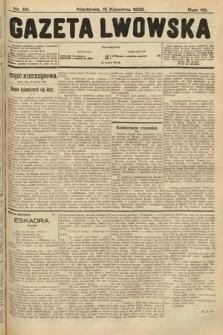Gazeta Lwowska. 1928, nr88