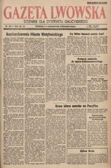 Gazeta Lwowska : dziennik dla Dystryktu Galicyjskiego. 1943, nr262