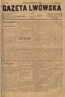 Gazeta Lwowska. 1928, nr93