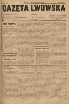 Gazeta Lwowska. 1928, nr95