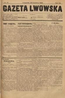Gazeta Lwowska. 1928, nr97