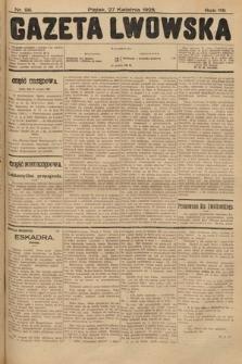 Gazeta Lwowska. 1928, nr98