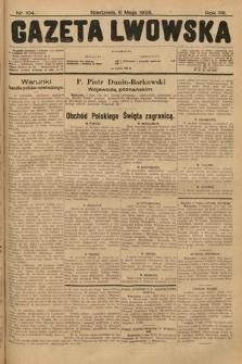 Gazeta Lwowska. 1928, nr104