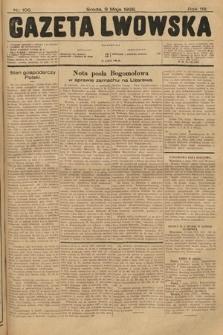 Gazeta Lwowska. 1928, nr106