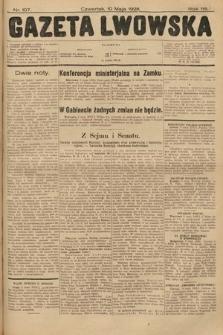 Gazeta Lwowska. 1928, nr107
