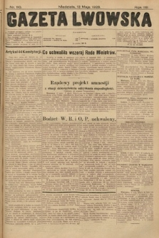 Gazeta Lwowska. 1928, nr110