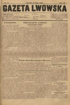 Gazeta Lwowska. 1928, nr111