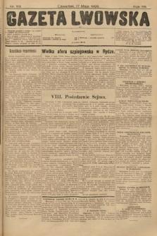Gazeta Lwowska. 1928, nr113