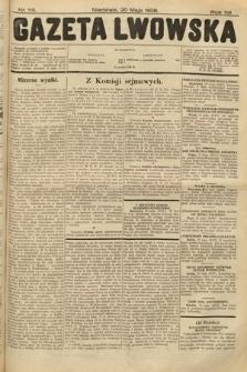 Gazeta Lwowska. 1928, nr115