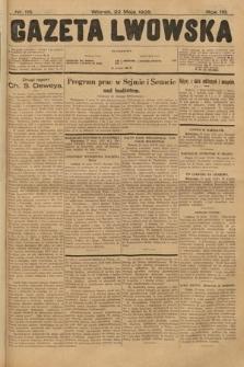 Gazeta Lwowska. 1928, nr116