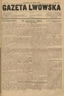 Gazeta Lwowska. 1928, nr118