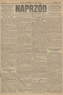 Naprzód : organ polskiej partyi socyalno-demokratycznej. 1905, nr15