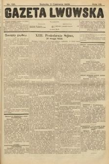Gazeta Lwowska. 1928, nr125