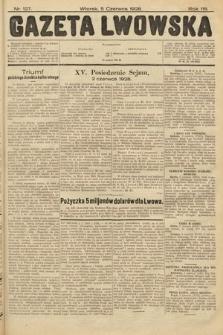 Gazeta Lwowska. 1928, nr127