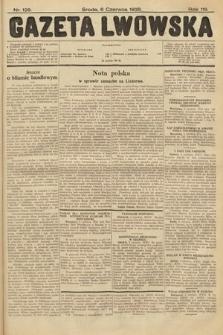 Gazeta Lwowska. 1928, nr128