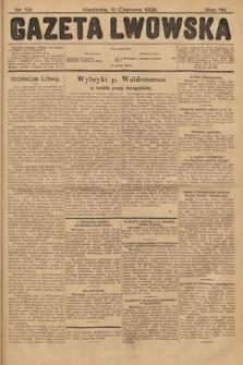 Gazeta Lwowska. 1928, nr131
