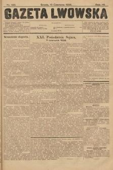 Gazeta Lwowska. 1928, nr133