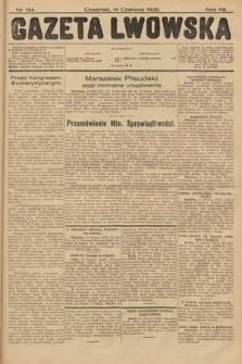 Gazeta Lwowska. 1928, nr134