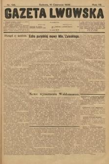 Gazeta Lwowska. 1928, nr136