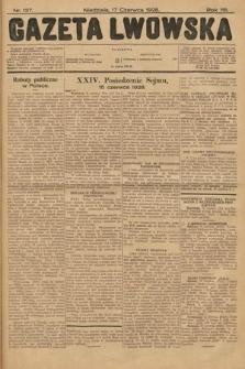 Gazeta Lwowska. 1928, nr137