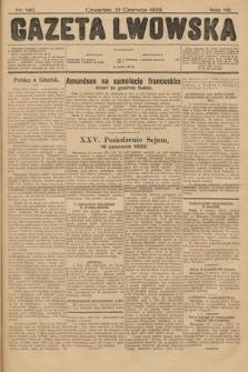 Gazeta Lwowska. 1928, nr140