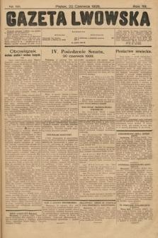Gazeta Lwowska. 1928, nr141