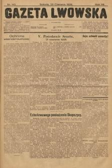 Gazeta Lwowska. 1928, nr142