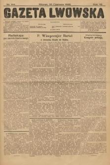 Gazeta Lwowska. 1928, nr144