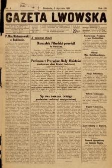 Gazeta Lwowska. 1930, nr4