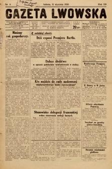 Gazeta Lwowska. 1930, nr8