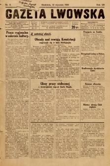 Gazeta Lwowska. 1930, nr9