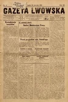 Gazeta Lwowska. 1930, nr19