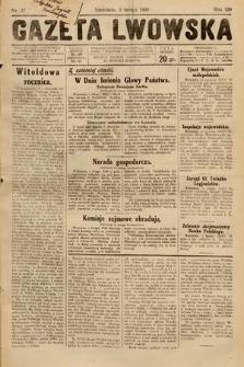 Gazeta Lwowska. 1930, nr27