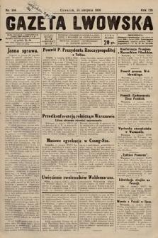 Gazeta Lwowska. 1930, nr186