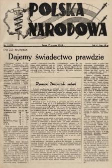 Polska Narodowa. 1939, nr5