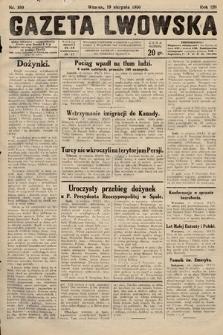 Gazeta Lwowska. 1930, nr189