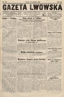 Gazeta Lwowska. 1930, nr190