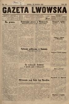 Gazeta Lwowska. 1930, nr193