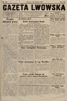 Gazeta Lwowska. 1930, nr195