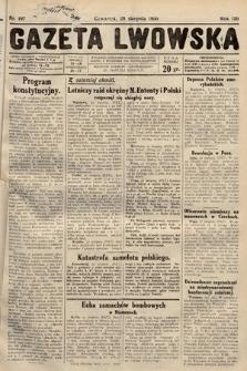 Gazeta Lwowska. 1930, nr197