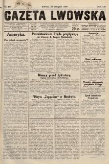 Gazeta Lwowska. 1930, nr199