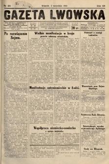 Gazeta Lwowska. 1930, nr201