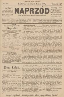 Naprzód : organ polskiej partyi socyalno-demokratycznej. 1900, nr91