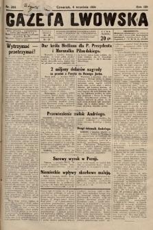 Gazeta Lwowska. 1930, nr203