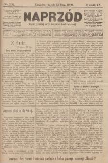 Naprzód : organ polskiej partyi socyalno-demokratycznej. 1900, nr102