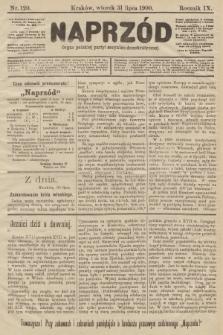 Naprzód : organ polskiej partyi socyalno-demokratycznej. 1900, nr120
