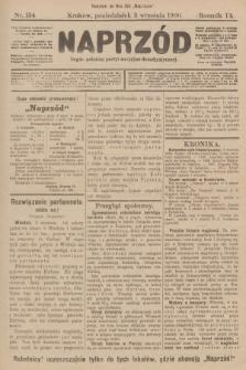 Naprzód : organ polskiej partyi socyalno-demokratycznej. 1900, nr154
