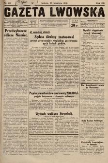 Gazeta Lwowska. 1930, nr211