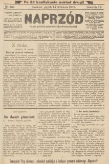 Naprzód : organ polskiej partyi socyalno-demokratycznej. 1900, nr164 (po konfiskacie nakład drugi!)